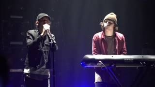 Porter x Madeon Shelter live encore at the Microsoft Theater LA