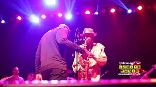Sleepy Brown Performing Dazz With Jimmy Brown From Brick