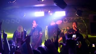 Amaranthe - Infinity [Live @ Storm Club, Prague, 2014]
