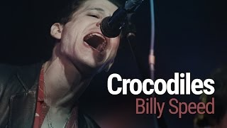 Crocodiles - Billy Speed [drummer's bday] (live @ Asteroid / Brazil)