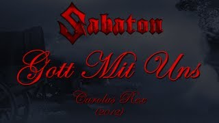 Sabaton - Gott Mit Uns EN (Lyrics English & Deutsch)