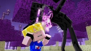 "♪ ""Enderman's Wrath"" - A Minecraft Original Music Video! (Minecraft Song)"