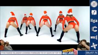 Yogscast Lewis and Simon watch Christmas Twerk