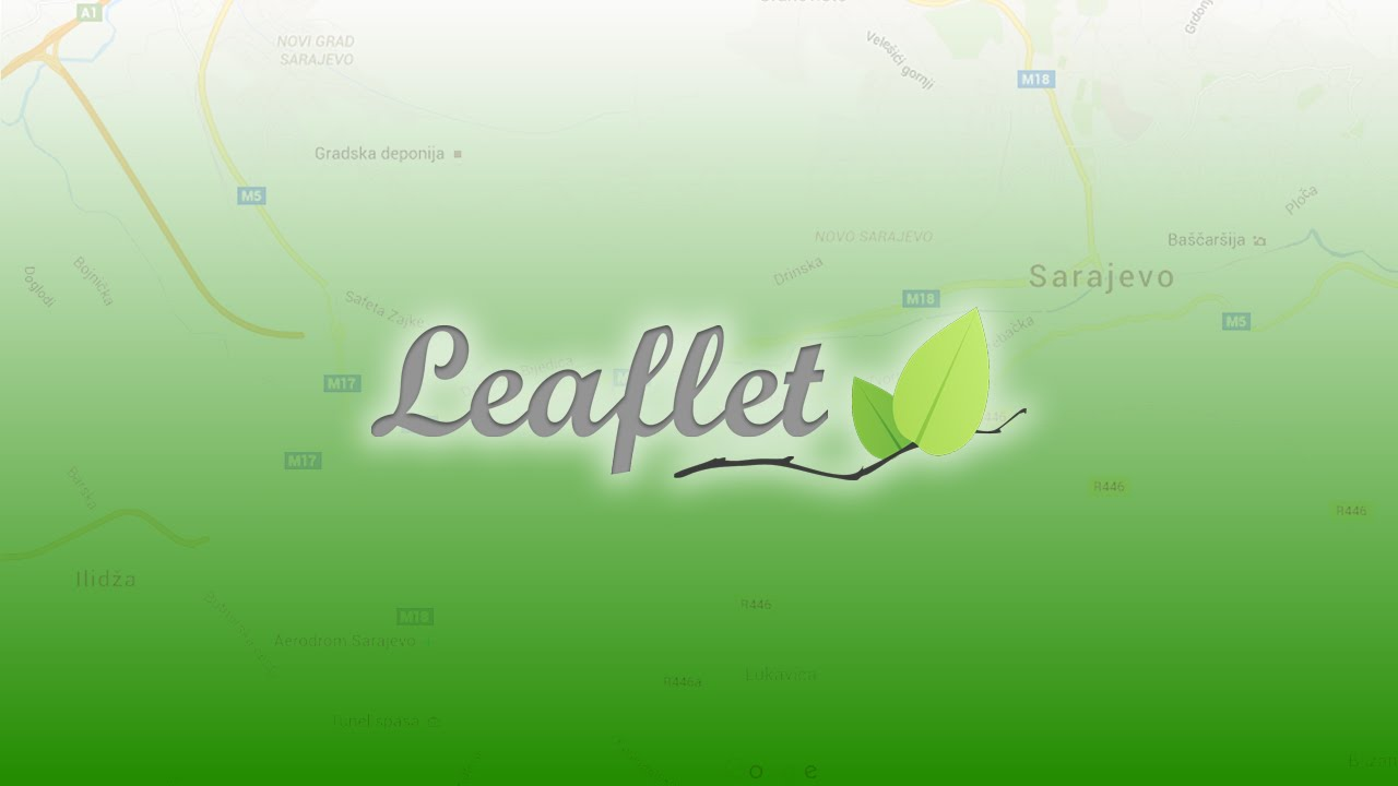 Create interactive web maps using Leaflet JS - 02 - Creating a Simple Map