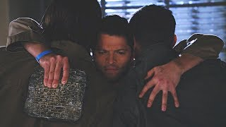 Castiel II My family [Team Free Will]