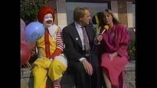 Jerry Lewis Telethon McDonalds Promo (1986)