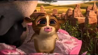 Madagascar 3 - Mort - Mój brzuszek bardzo się najadł!