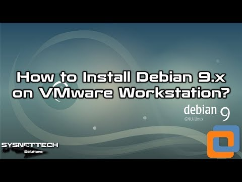 Debian Setup Video