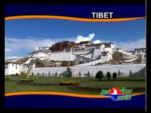 Tibet i Nepal Kon Tiki