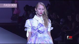 CAR|2IE FASHIONALLY COLLECTION #12 HKTDC CENTRESTAGE 2018 Hong Kong - Fashion Channel