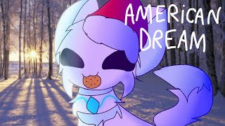 American Dream meme//flipaclip+ibis paint x//(merry christmas)