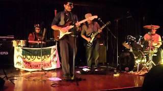 Trem de Zion - Roots, Rock, Reggae (Cultural Reggae Festival 2011)
