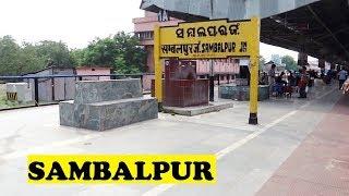 Chennai Asansol Express Departs Sambalpur Junction width=