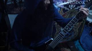 spectrelight guitar cover mastodon