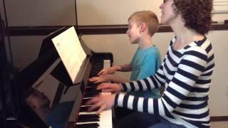 Black Key Blast! Piano Music for Beginners