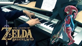 "Legend of Zelda: Breath of the Wild - ""Mipha's Theme"" [Piano Cover] 