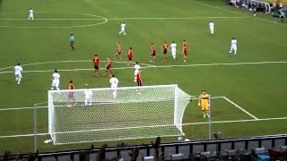 Espanha 2x1 Uruguai - Gol de Luis Suárez