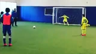 Vincenzo ladogana penalty kick
