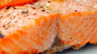 Mediterranean Diet Recipes | Grilled and Baked Salmon Recipe
