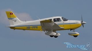 Piper PA-28-181 Archer III HB-PPN - Approach & Landing at Split Airport SPU/LDSP