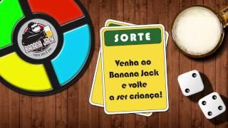 Volte a ser Criança no Banana Jack