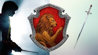 GRYFFINDOR PRIDE | House of bravery