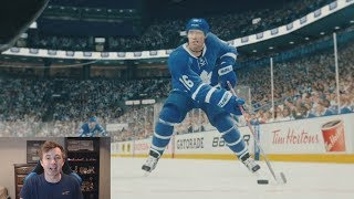NHL 18 TEASER TRAILER BREAKDOWN
