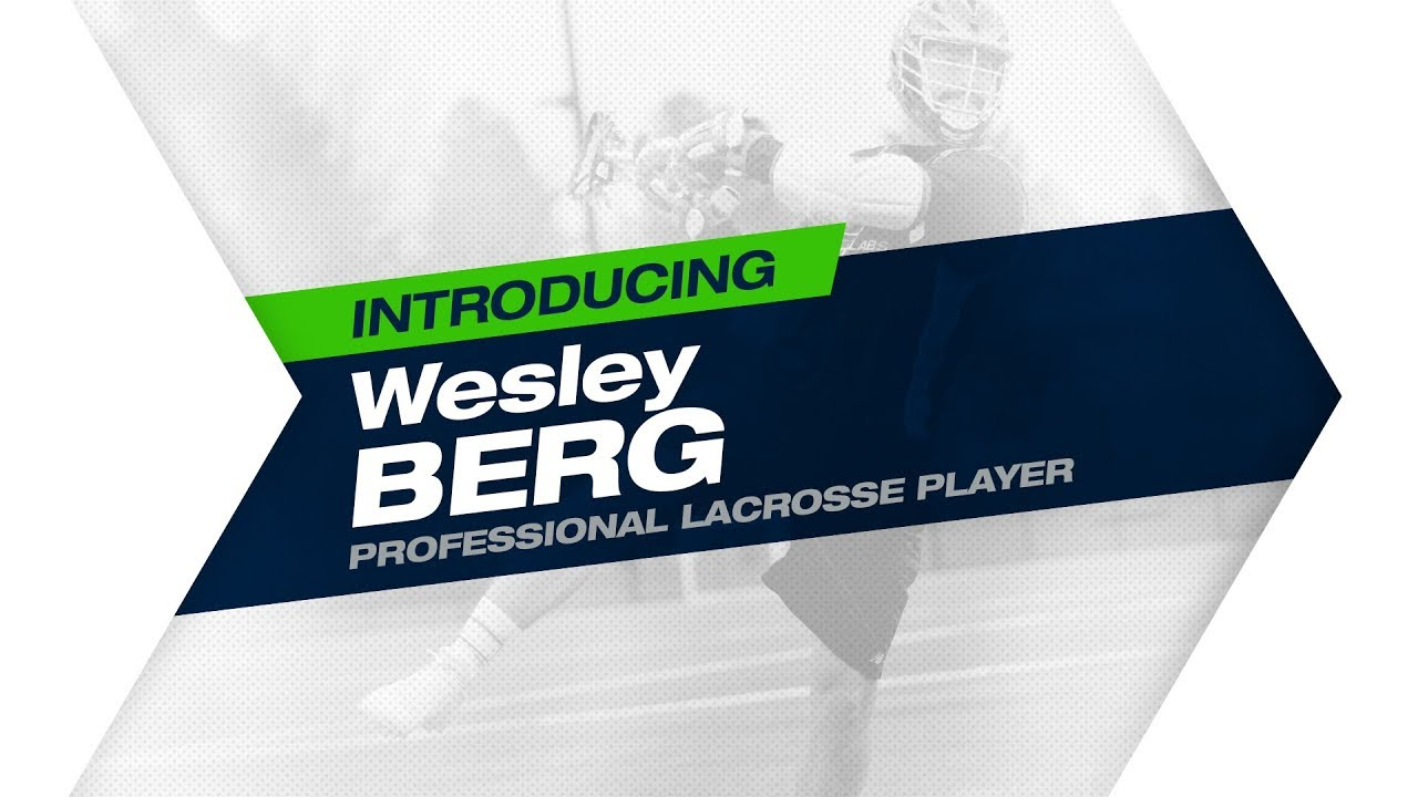 Wesley Berg Introduction