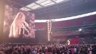 Beyoncé - Love On Top (live) Formation World Tour Wembley London 03/07/2016