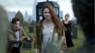 Doctor Who Serie 7 Sountrack - Amelia's Last Farewell (Volume Up)