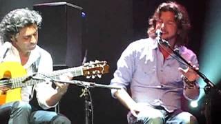 Josemi Carmona y Manuel Carrasco Cuenta conmigo (Madrid)