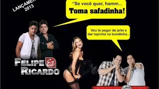 Zé Ricardo e Thiago com Felipe e Ricardo - Toma Safadinha