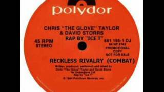 """Ice T, The Glove, Dave Storrs """"Reckless Rivalry Combat"""""""