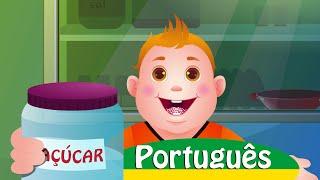 Joãozinho Joãozinho Sim Papai Canção de Ninar | Canções Infantis em Português | ChuChu TV