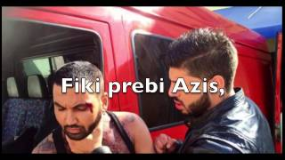 Азис и Фики   Блокиран   Azis & Fiki   Blokiran NOVO 2015 HIT