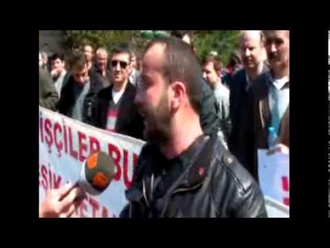 ASİL ÇELİK SENDİKA TEMSİLCİSİ HÜSEYİN KURT'UN SENDİKAYI2     on Twitpic