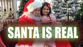 Proof Santa is REAL — Magic Christmas for girl who lost stuffed dog
