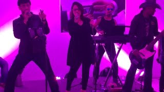 Long Train JULIUS SEQUEIRA LIVE feat LUVABJ at the launch of the Jaguar F type