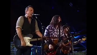 Bruce Springsteen,Dave Grohl & Zac Brown ☜❤☞ Fortunate Son (The Concert for Valor 2014)