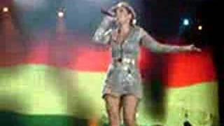Ivete Sangalo Maracanã Flor do reggae
