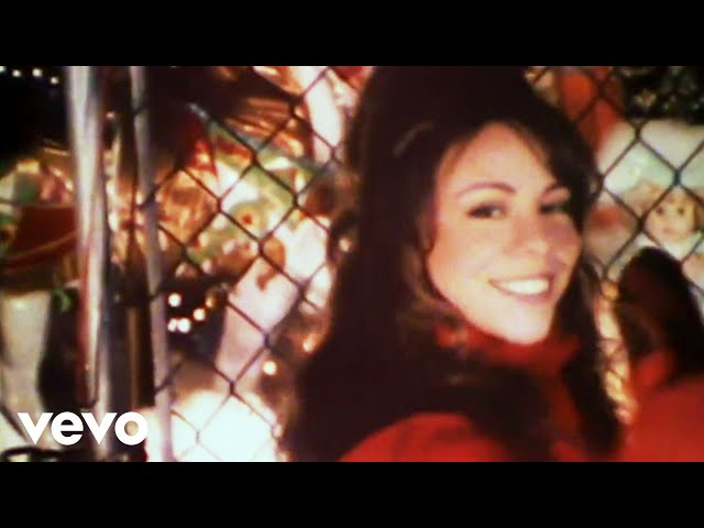 Videoclip de 'All I Want For Christmas Is You', de Mariah Carey.