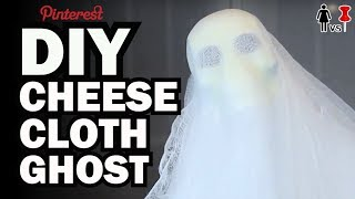 DIY Cheese Cloth Ghost, CORINNE VS PIN #16 width=