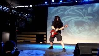 MORTAL KOMBAT Theme - METAL Version (Live) by Moro Smylodon