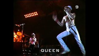 Queen - Another One Bites The Dust (Live in Buenos Aires '81 and Vienna '82)