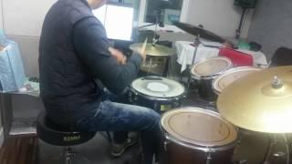 [드럼영상]윤도현 - 가을 우체국 앞에서 드럼 연주 영상!
