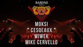 Moksi, Cesqeaux, Wiwek & Mike Cervello @ Bootshaus || Barong Family Night