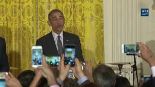 Obama Cinco de Mayo Johnny Hernandez