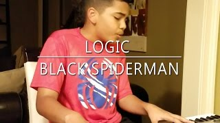 LOGIC - BLACK SPIDERMAN (Official Cover by KJAY)