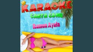 Titere en Tus Manos (Popularizado por Ramon Ayala) (Karaoke Version)