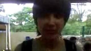 Nathalie Jourdan para Mayara Resende